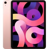 """Apple 10.9"""" iPad Air 4th Gen, 64GB, Wi-Fi Only, Rose Gold, MYFP2LL/A"""