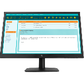"HP N223V (22"") Monitor (1RM23AA) (Hp Card Warranty)"