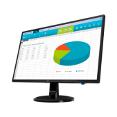 HP N246V 23.6-inch Monitor (Hp Card Warranty)