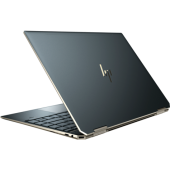 "HP Spectre x360 Convertible 13 AP0078TU Whiskey Lake Microarchitecture - 8th Gen Ci7 QuadCore 08GB 256GB SSD 13.3"" Full HD 1080p Touchscreen Convertible Backlit KB B&O Play W10 (Poseidon Blue, HP Direct Local Warranty)"