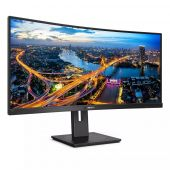 """PHILIPS 345B1C 34"""" Curved UltraWide LCD Monitor"""