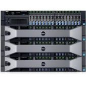 """PowerEdge R730-2U- E5-2620 v4 , 2U, 3.5"""" x8,8GB DDR4, 300GB SAS, H730 1GB PERC,Sliding Rails with Cable Arm Management, Bezel, 750W RPS 3 Year Dell Warranty"""