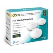 Tp-Link Deco P7(3-pack) AC1300+AV600 Whole Home Hybrid Mesh Wi-Fi System