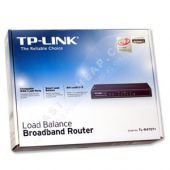 TP-Link TL-R470T+ 5-port Fast Ethernet Multi-Wan Router