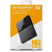 Western Digital My Passport 4TB Hard Drive