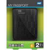 Western Digital My Passport External 2TB Hard Drive